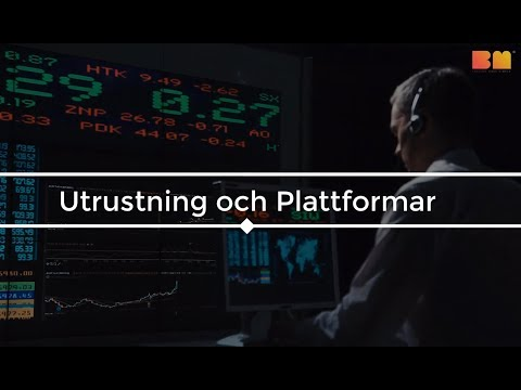 Lär Dig Trading – Utrustning och plattformar