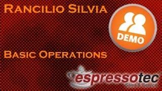 Rancilio Silvia - Beginners Guide - Basic Operations