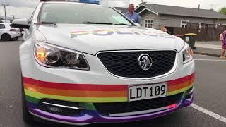 Nem lesznek egyenruhás rendőrök az aucklandi pride-on