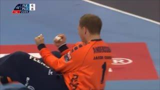 AMAZING SAVE!! Mattias Andersson (Flensburg-Wisla Plock)