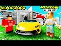 I BOUGHT a 10 000 000 MANSION GOLD DIGGER Asked To Come Inside Roblox