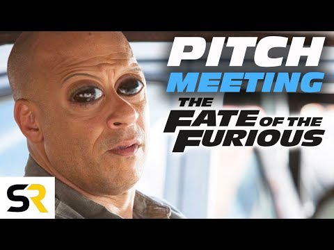 The Fate of the Furious Pitch Meeting