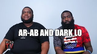 Ar-Ab & Dark Lo: Lil Uzi Vert Is From North Philly, He's Surrounded By Shooters (Part 4)
