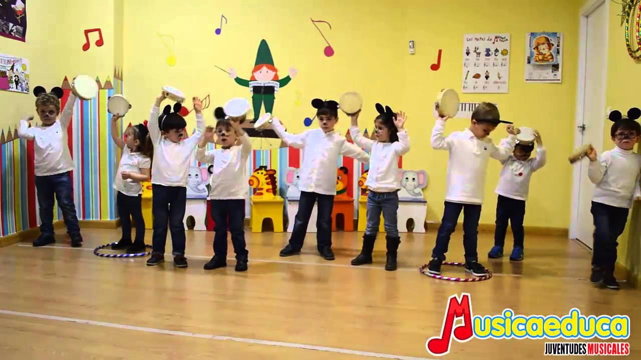 Debajo un botón - Grupo de alumnos de  Musizón 3  - Sinfonía  Musical -  Bailén