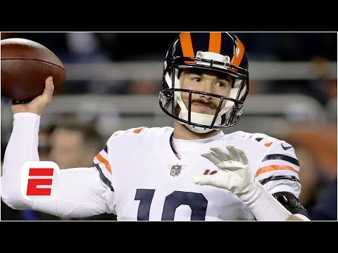 Mitchell Trubisky 'isn't mature enough' to lead the Bears - Mark Hunter | NFL