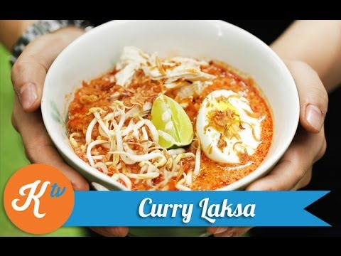 Resep Kari Laksa Singapura (Singaporean Curry Laksa Recipe Video) | REINER