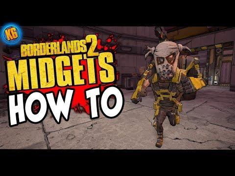 How to Farm Loot Midgets in Borderlands 2