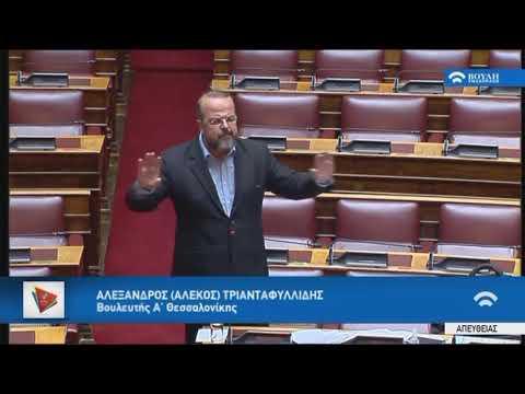 Αλέξανδρος Tριανταφυλλίδης: «Με τη δημιουργία Μουσείου Ποντιακού και Μικρασιατικού Ελληνισμού απαντάμε στην τουρκική βαρβάροτητα» (βίντεο)