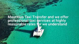 Best Rate Taxi in Mauritius