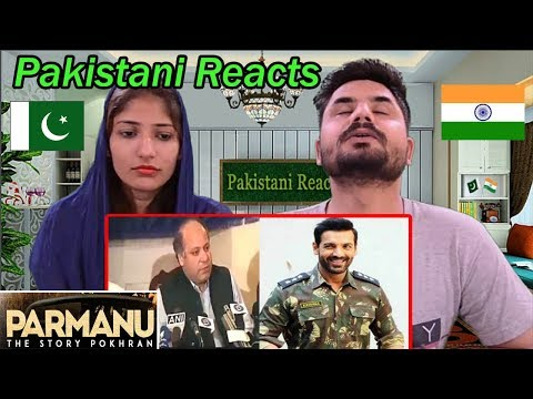 Download Pakistani Reacts To PARMANU | the Story of Pokhran | OFFICIAL TRAILER | John Abraham, Diana Penty HD Mp4 3GP Video and MP3