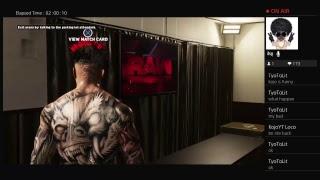 HE HAS RETURNED!!!!!! WWE 2K18 MyCareer Mode