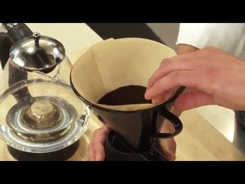 Make Your Own Pour-Over Coffee