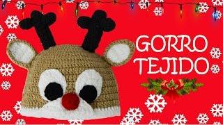 Gorros de Navidad para bebé a crochet tejidos a mano a ganchillo - Видео 645c32914f1