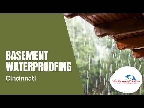 Basement Waterproofing Ad | The Basement Doctor of Cincinnati