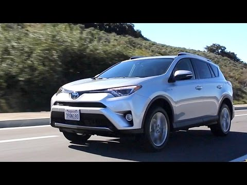 Toyota RAV4 - Review and Road Test