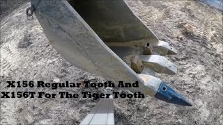 How To Replace The Teeth On Your Excavator Or Backhoe Bucket