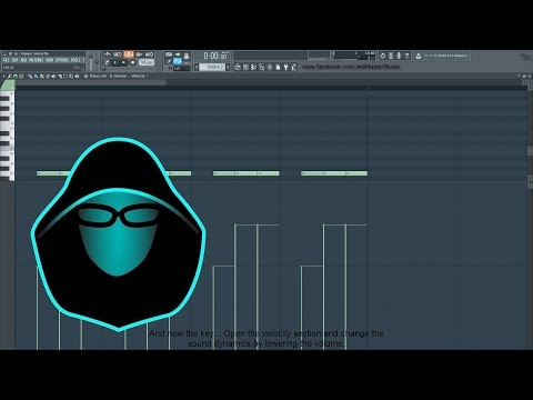 FL Studio TUTORIAL – PSYTRANCE BASSLINE with HARMOR