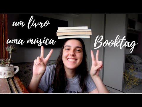 TAG um livro uma música | Booktag | Laís Mesquita