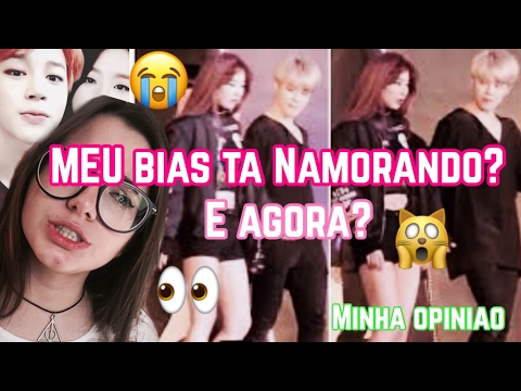 O JIMIN DO BTS ESTÁ MESMO NAMORANDO A SEULGI DO RED VELVET?