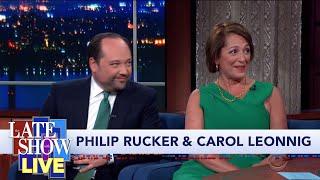 Philip Rucker & Carol Leonnig: Trump's Is A Presidency Of One thumbnail