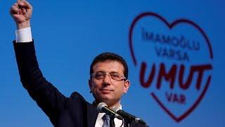 🔴 CANLI   Ekrem İmamoğlu seçim zaferini Beylikdüzü'nde kutluyor