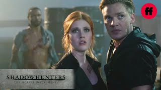 Shadowhunters | Season 1, Episode 5: Luke and the Werewolves
