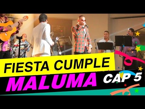 Fiesta de Cumpleaños de MALUMA / Exclusiva / Wazza y Maluma Cap 5