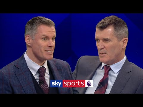 Do Carragher and Keane think Liverpool can dominate the Premier League for an era?