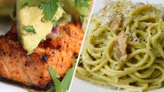 Fancy Ways To Eat Avocados • Tasty