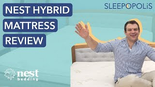 Nest Hybrid Latex Mattress Review