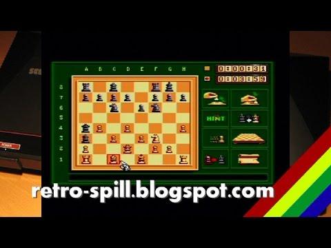 Sega Chess - Sega Master System