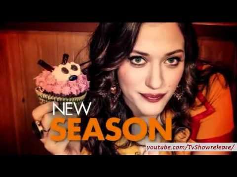 2 Broke Girls Season 2 (Promo 'New Time, New Season')