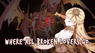 Nightcore - Diamond Heart (Lyrics)