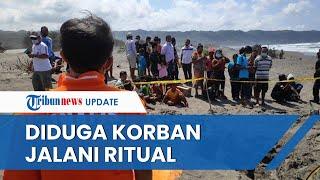 Fakta Baru Temuan Kerangka Manusia Bersila di Pantai Parangkusumo, Korban Diduga Lakukan Ritual