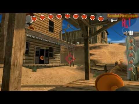 Видео № 0 из игры Rayman Raving Rabbids (Б/У) [Wii]