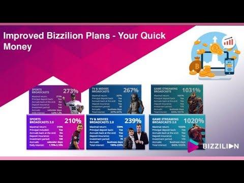Bizzilion.com отзывы 2019, mmgp, новости, Modernizing our platform 28 01 2019