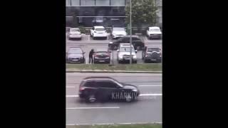 Жесть! Перестрелка на Клочковской, Харьков (25.10.2019)