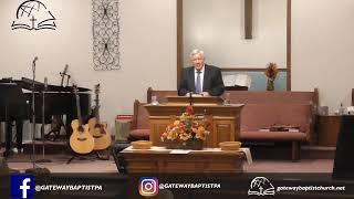 Wednesday Night Prayer Meeting 9/30/20