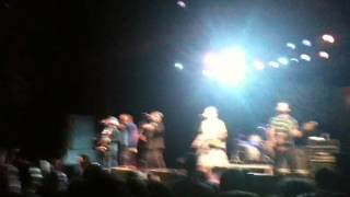 Reel Big Fish - Marquee Theater -Tempe AZ - 9/6/2012 - Where Have You Been