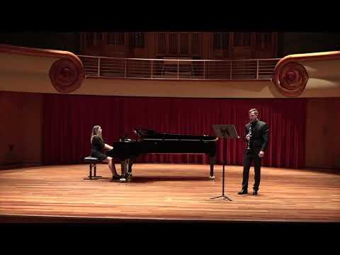 Brahms, Sonata in F Minor 1st Movement