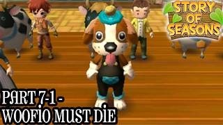 Story Of Seasons [Part 7-1 - Woofio Must Die]