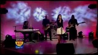 Andrea Corr - Shame On You (Live On GMTV)