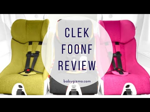 Clek Foonf Convertible Car Seat Review – Baby Gizmo