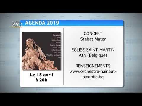 Agenda du 29 mars 2019
