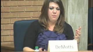 preview picture of video 'League of Women Voters, Montgomery Cty, VA Blacksburg Town Council Candidate Forum, October 3, 2013'