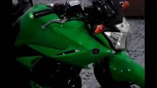preview picture of video 'Fazer Verde Luminescente - CARLOS AUG'