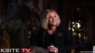 Eliza Taylor - 23/03/18 - KsiteTV (+S5)