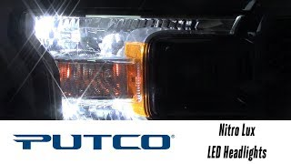 In the Garage™ with Total Truck Centers™: Putco Nitro Lux LED Headlights