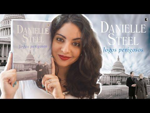 ÁGIL E ENVOLVENTE: JOGOS PERIGOSOS, THRILLER DE DANIELLE STEEL | MINHA VIDA LITERÁRIA