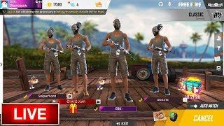 🔴[Live] RANK PUSH -S9 GARENA FREE FIRE 🇮🇳 [Hindi]